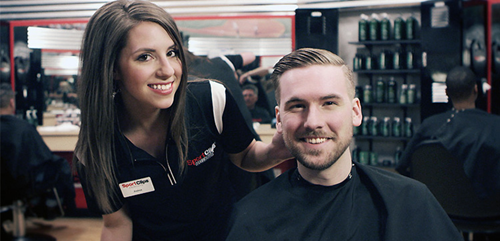 Sport Clips Haircuts of Marketplace at Tiger Point Haircuts